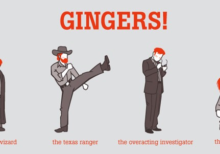 gingers graphic